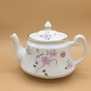 Price Kensington Potteries England Floral Teapot